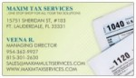 250 business cards for tax preparation with 1040 logo 250 business cards for tax preparation reheart Image collections