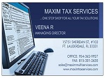 250 business cards for tax preparation with tax return logo tax preparation business cards with taxrtrn on comp reheart Choice Image